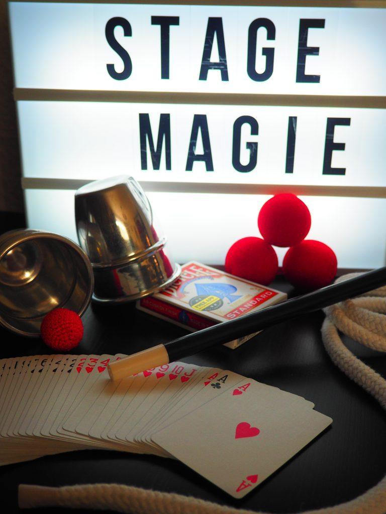 Spectacle de magie pour école